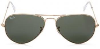 bf868d3e0 الوجه البيضاوي: تناسب الوجه البيضاوي كل أشكال النظارات الشمسية! وخاصة  الأفياتور أو النظارات الضخمة.