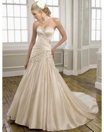 Latest Wedding Dress Color Ivory Arabia Weddings