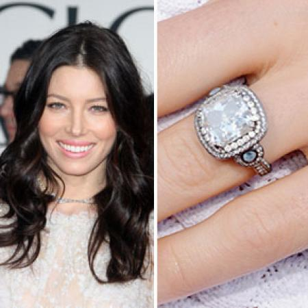 Kelly clarkson wedding rings