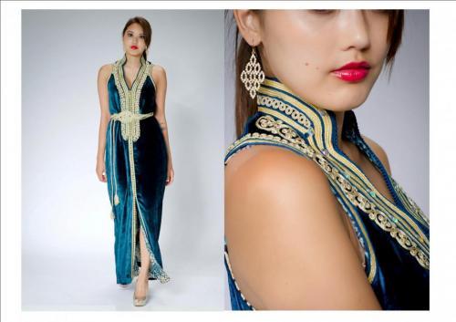 Exclusive Interview with Moroccan Kaftan Designer