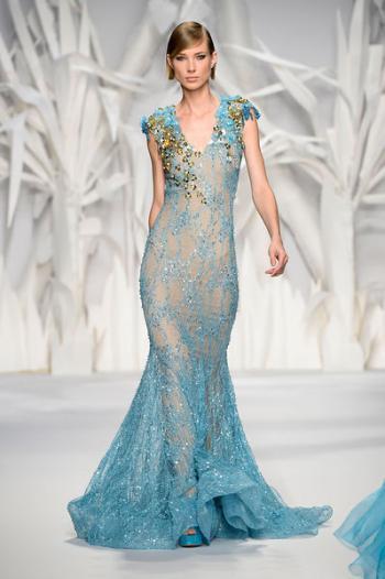abed mahfouz fallwinter 2014 haute couture whimsical