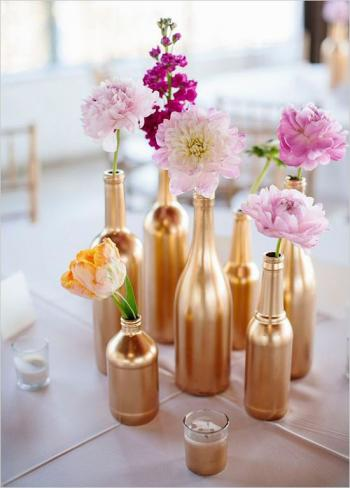 bottle_flower_centerpieces