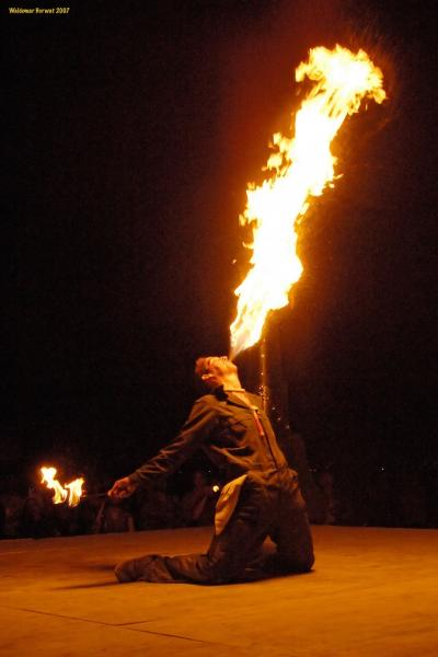Fire performers for hire entertainment fire eaters uk london