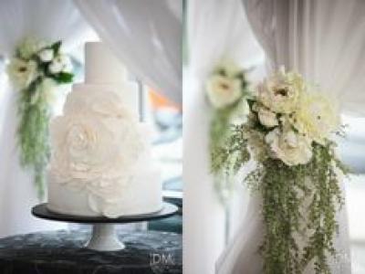 wedding_cake_and_wedding_flowers