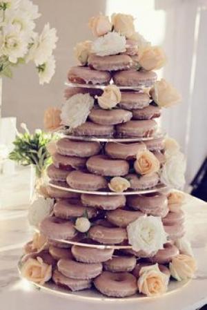 donut_wedding_tower