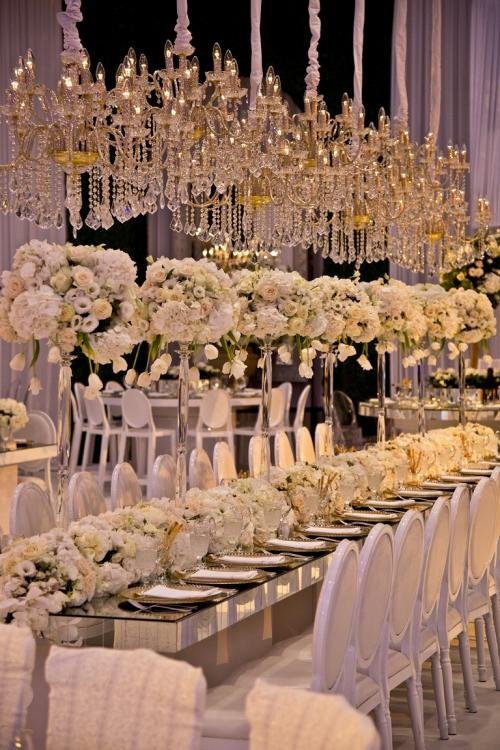 My Event Design Indoor Garden Wedding 1