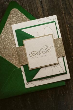 emerald_and_gold_wedding_invitations