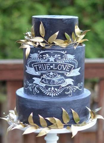 chalkboard_wedding_cake