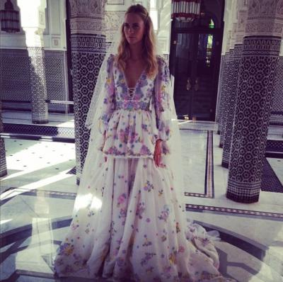 poppy_delevingne_in_her_peter_dundas_for_pucci_custom-made_wedding_gown