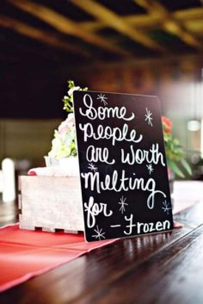 frozen_quote_wedding_sign