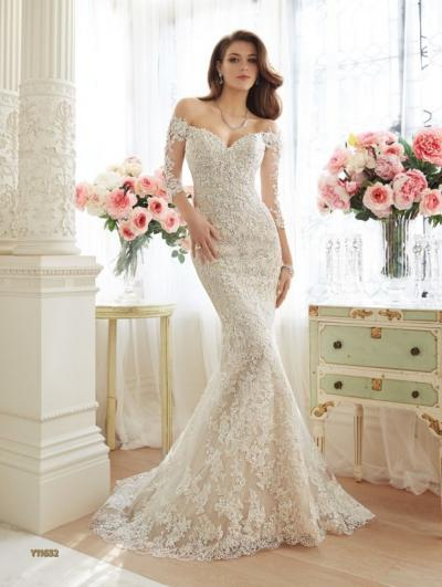 Sophia Tolli now at the Bridal Showroom in Dubai