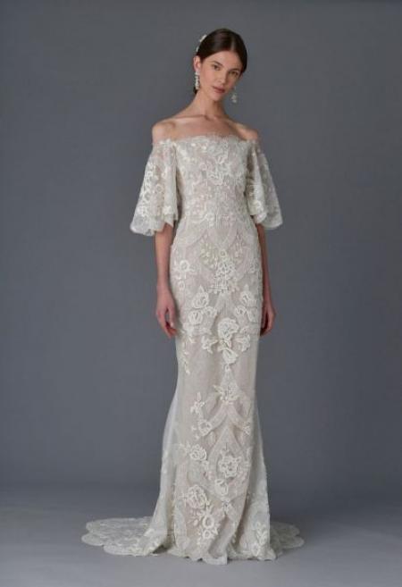 Oriental Wedding Dress 3 Elegant marchesa