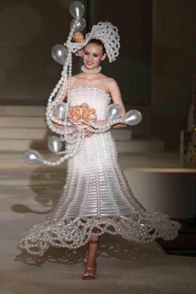 Strange Wedding Dresses Arabia Weddings