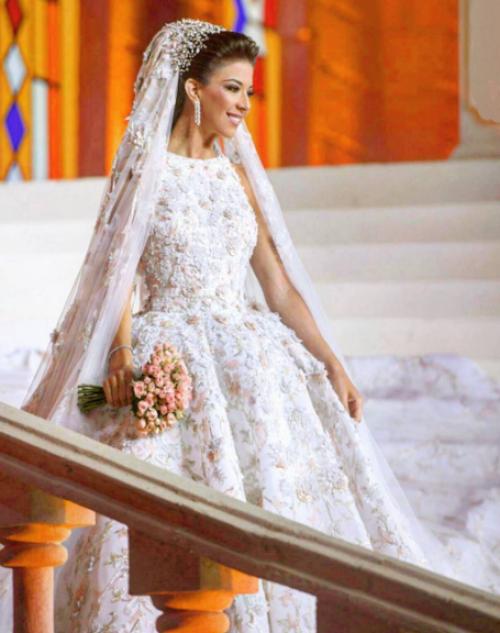 Algerian Wedding Dress 22 Superb Rima Fakih us Elie