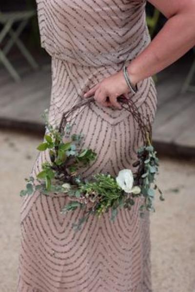 bridesmaids corsage alternatives