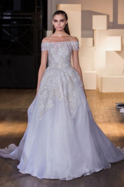 Bridal Fashion Trends Arabia Weddings