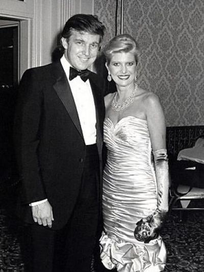 Ivana And Donald Trump Wedding 1977.Donald Trump Weddings Arabia Weddings
