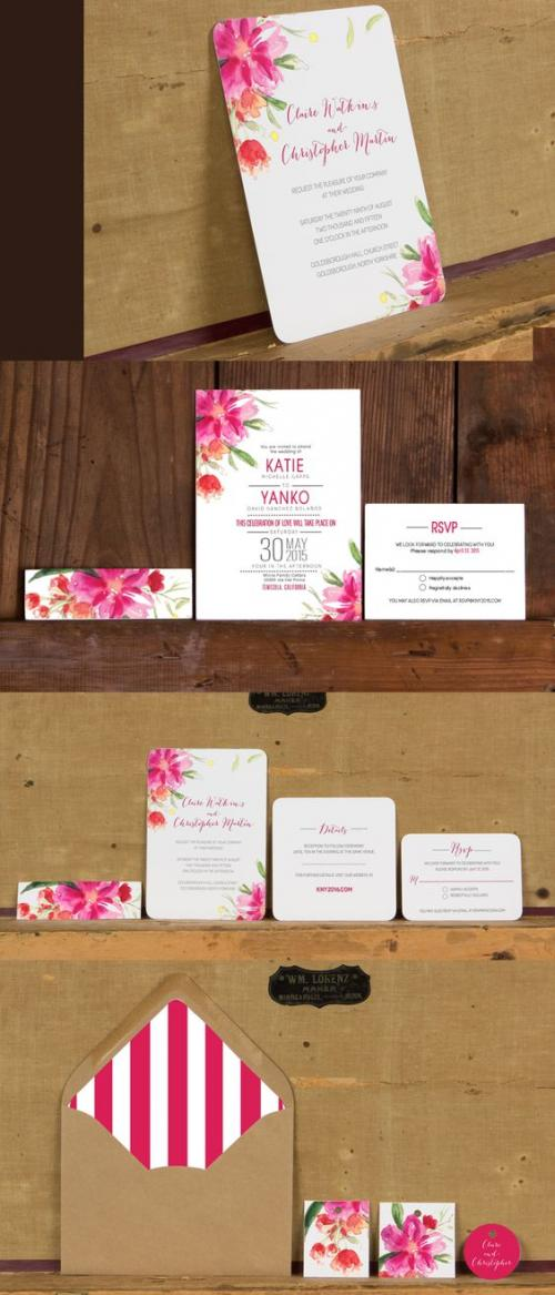stripes_and_floral_wedding_invites_3