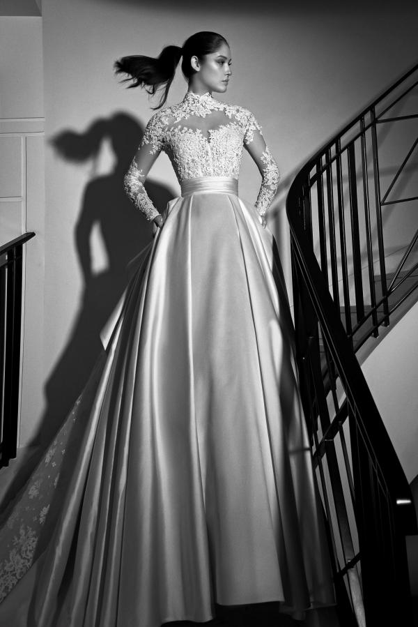 From Zuhair Murad Fall 2017 Bridal Collection