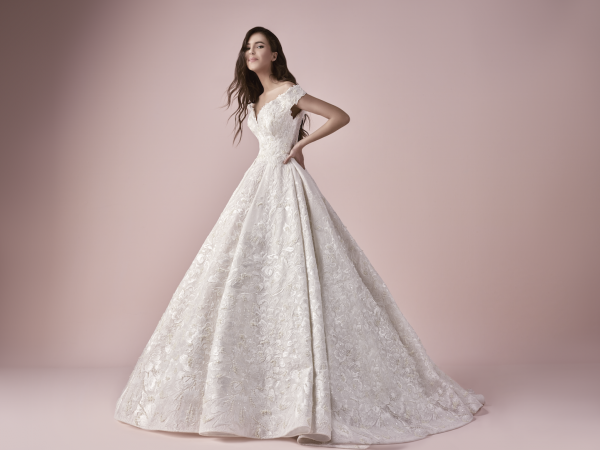 Saiid Kobeisy 2018 wedding dress collection
