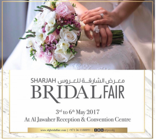 Sharjah Bridal Fair 2017
