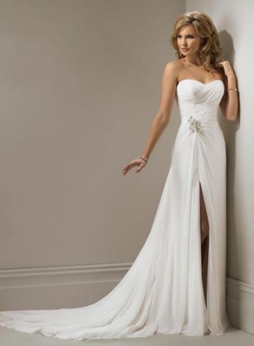 Petite Dresses For Weddings 33 Beautiful draped wedding dress