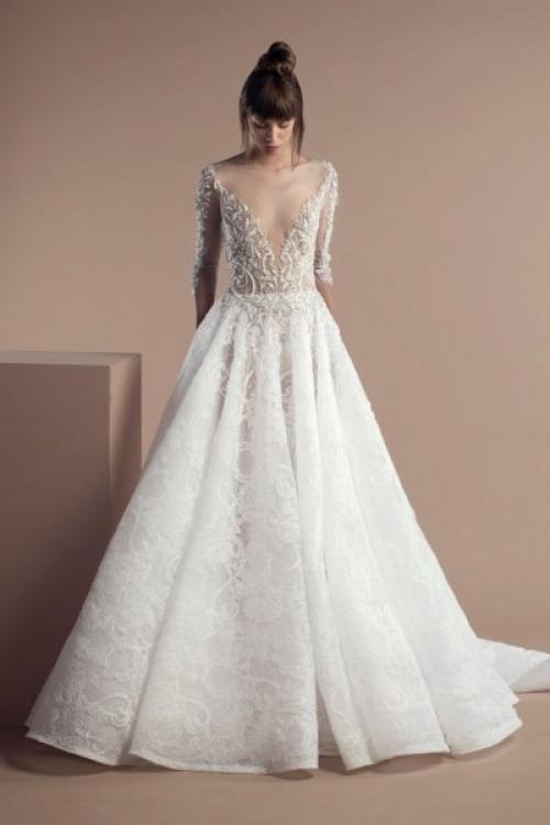 Algerian Wedding Dress 37 Spectacular tony ward bridal collection