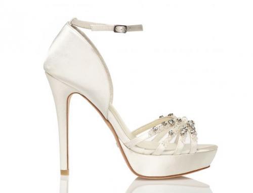 أجمل أحذية وحقائب العرائس لربيع