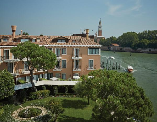 weddings at Belmond Cipriani Hotel in Venice