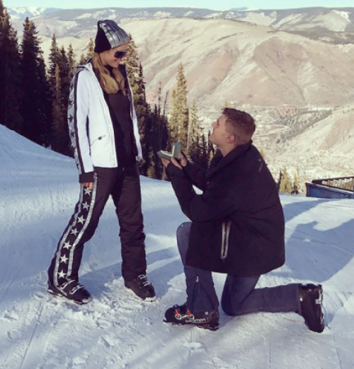 Paris Hilton Is Engaged To Chris Zylka Arabia Weddings