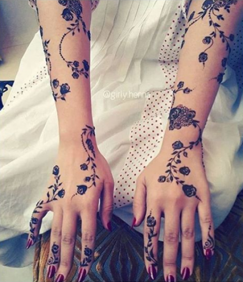 Amazing Henna Artists You Should Follow On Instagram For Your Bridal
