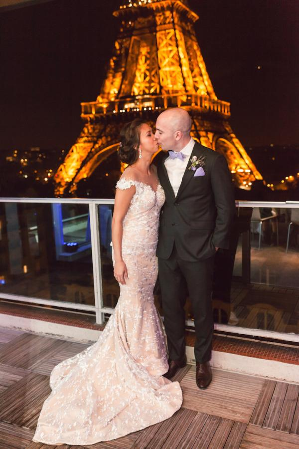 Weddings at The Pullman Paris Tour Eiffel
