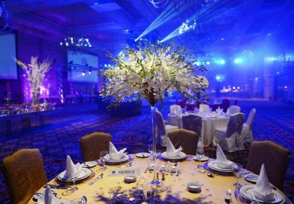 Arraya Ballroom kuwait wedding