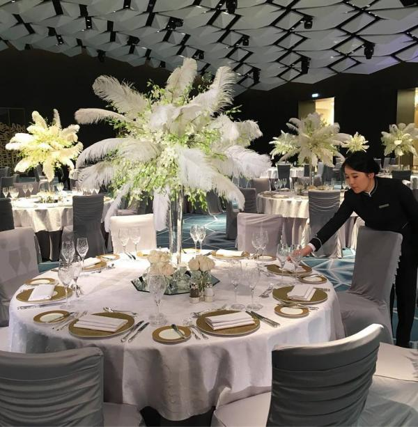 Four Seasons Kuwait wedding halls