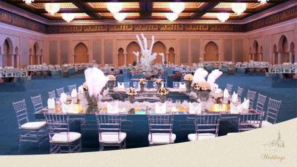 The Regency Kuwait Kuwait wedding halls