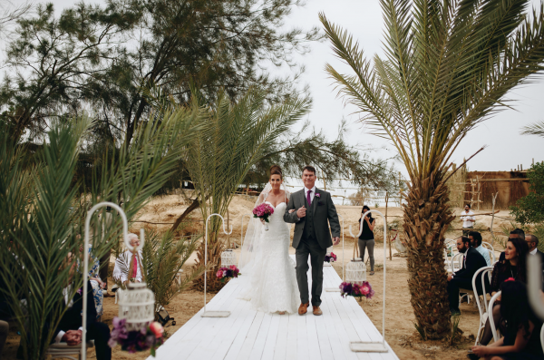 Destination Wedding in Egypt