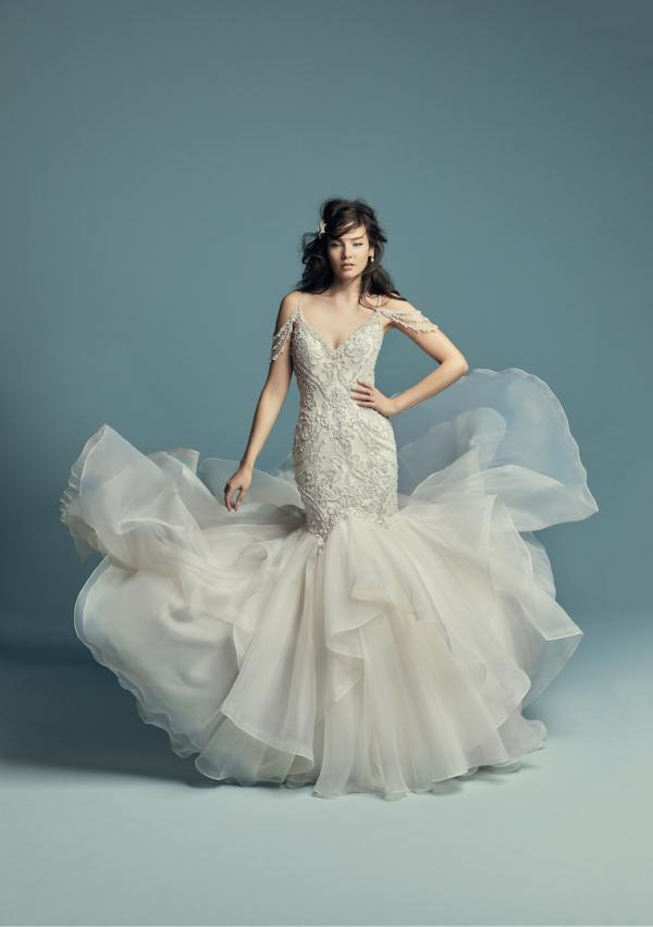 Maggie Sottero Brinkley Lynette Wedding Dress