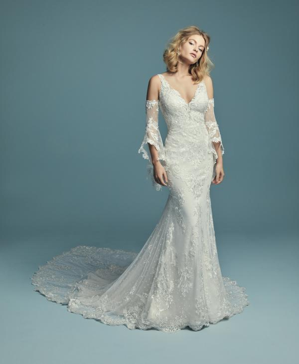 Maggie Sottero Lucienne Marie Wedding Dress