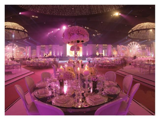 Pavillion Royal wedding venues in beirut