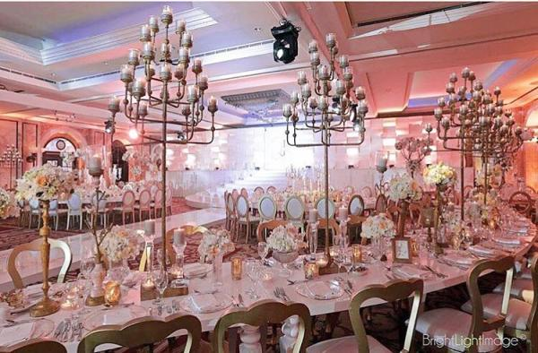 Phonecia Hotel wedding venues in beirut