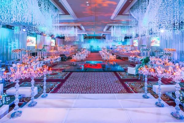 The Nile Ritz-Carlton Hotel - AL QAHIRA Ballroom