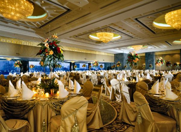 Grand Nile Tower - Farhaty Ballroom