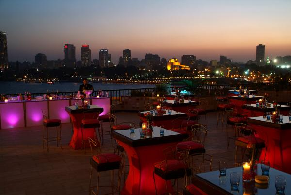 Semiramis Intercontinental Hotel Cairo