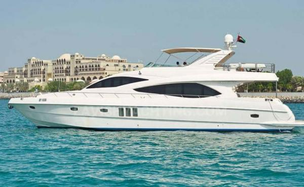 Yacht Party Rental in Dubai