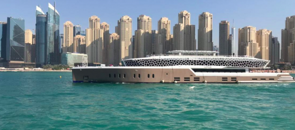 Yacht Rental for Parties in Dubai