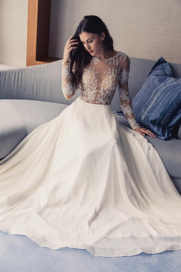Rania Hatoum Wedding Dress