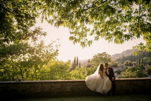 Destination Wedding of Tania and Andrey in Florence