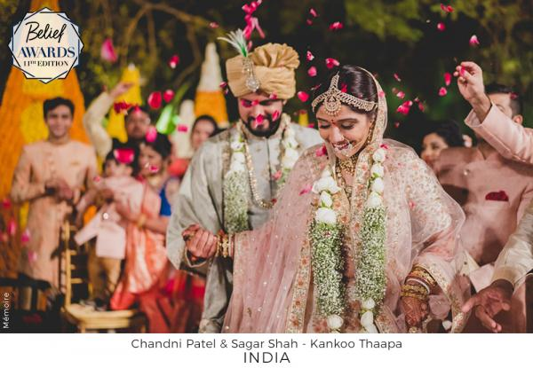 Indian Wedding by Kankoo Thaapa