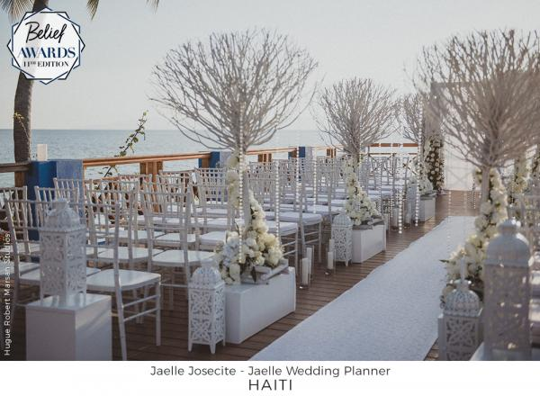 Wedding in Haiti by Jaelle