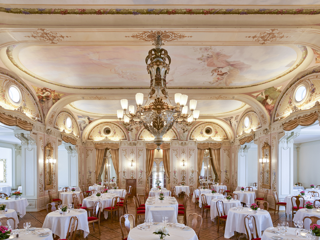 Grand Restaurant - Wedding Grand Hotel Kronenhof